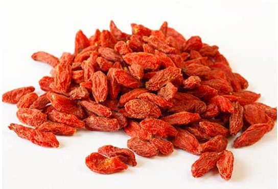 bayas goji beneficios